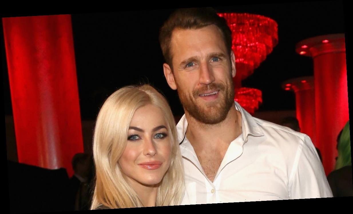 Brooks Laich Speaks About His Sex Drive in Isolation Away From Julianne Hough