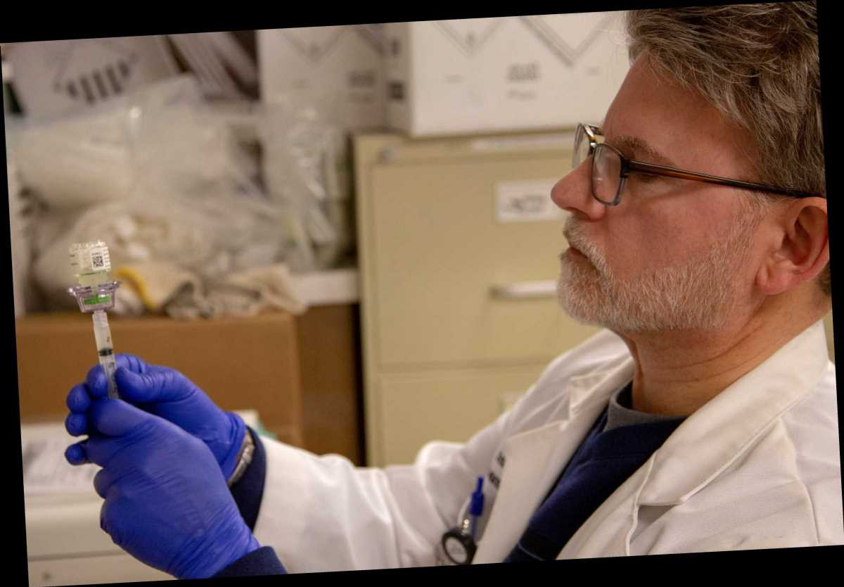 Stem cells from a baby's placenta may save life of coronavirus victim in NJ