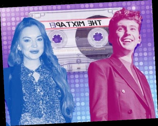 The MixtapE! Presents Troye Sivan, Lindsay Lohan and More New Music