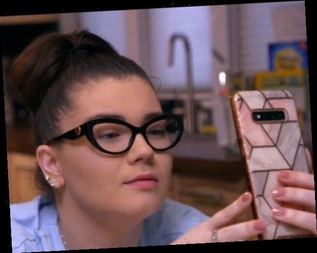 Amber Portwood's New Boyfriend Makes His Teen Mom Debut