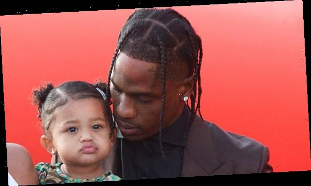 Stormi Webster, 2, Makes Epic Cameo & Says 'Hi' In Dad Travis Scott's Fornite Concert — Watch