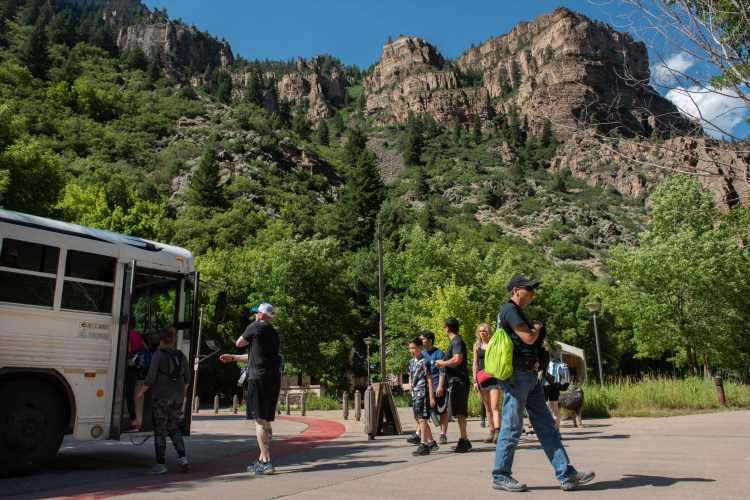Forest Service closes all campgrounds and trailheads across Colorado