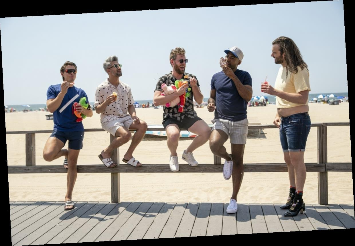 The 'Queer Eye' Season 5 Trailer Teases An Emotional Coming Out Story