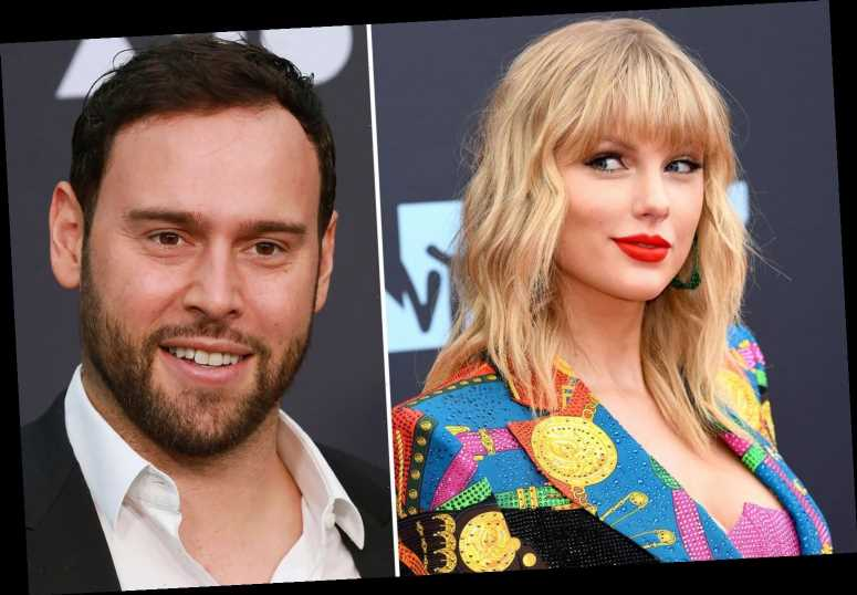 Taylor Swift forms new band to re-record her hits to stop Justin Bieber's manager Scooter Braun getting royalties – The Sun