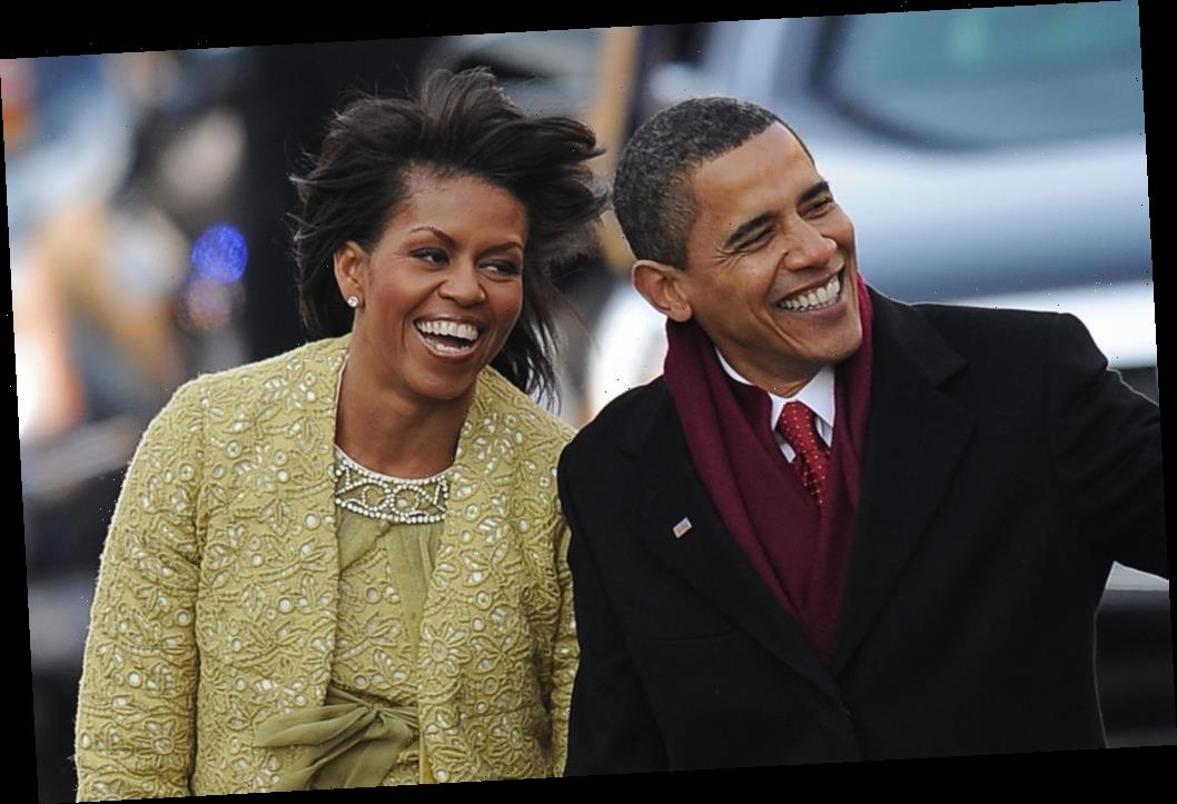 Michelle Obama on Her Early Years With Husband Barack: 'The Heat Was Coming Out of the Phone'
