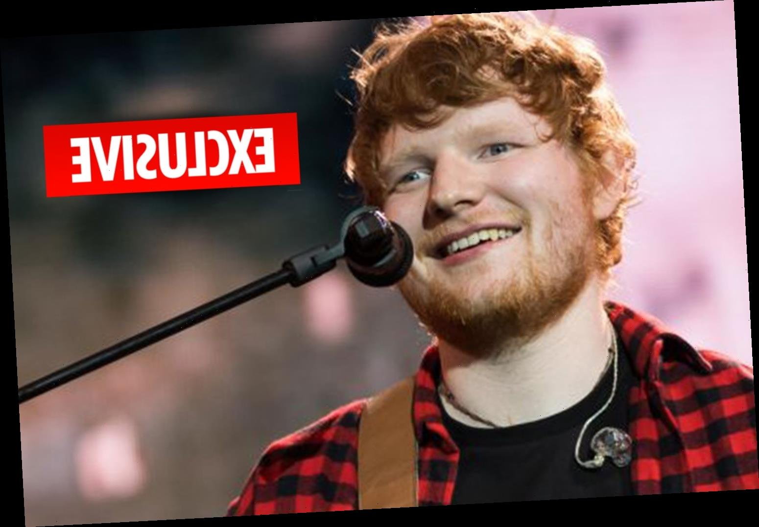 Ed Sheeran's monster tax bill revealed after raking in £106m from his tours in two years – The Sun