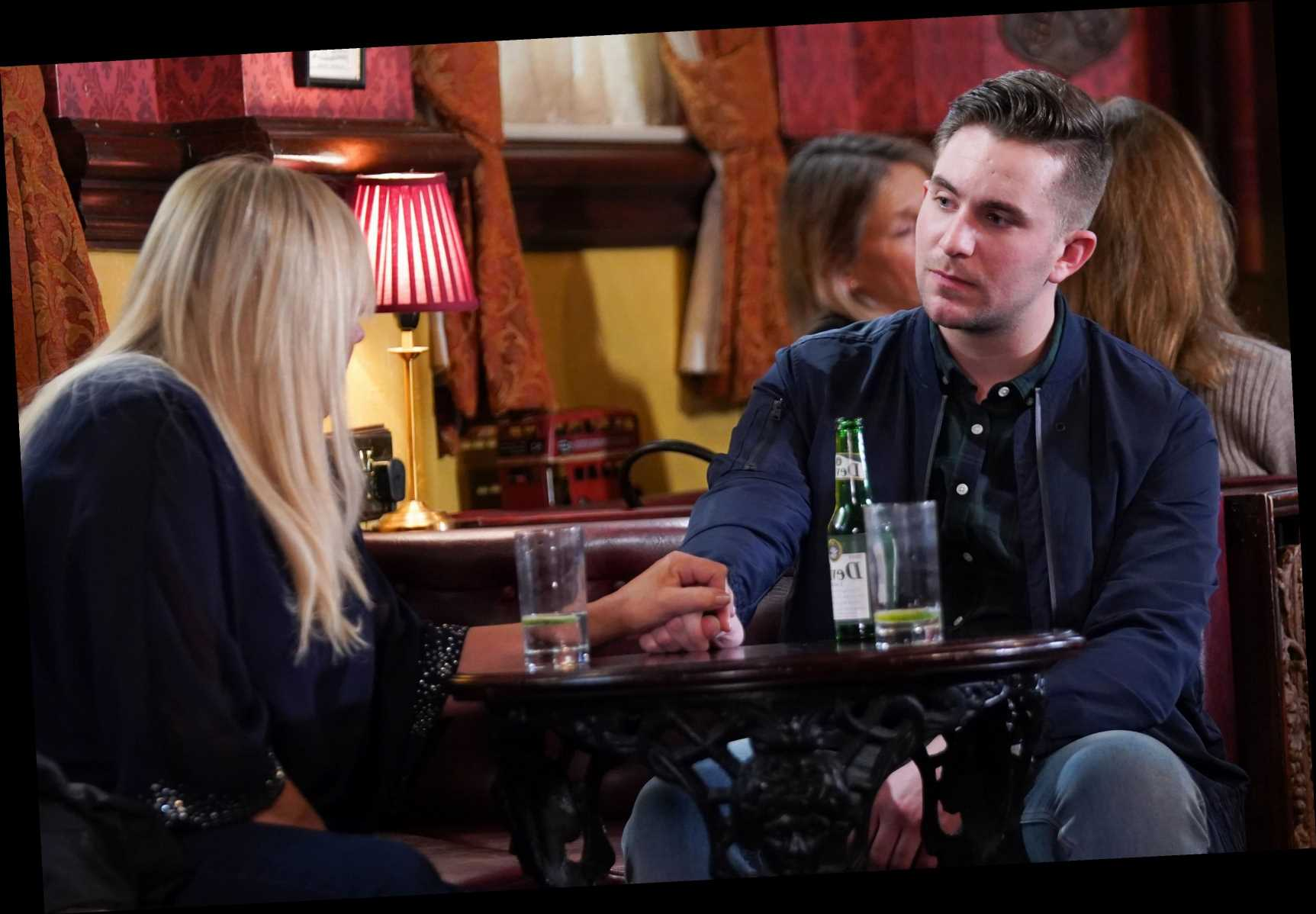 EastEnders spoilers: Callum Highway asks Sharon for advice about dating Ben Mitchell