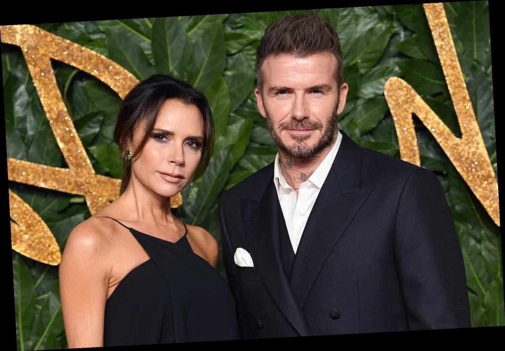 David and Victoria Beckham want to build an underground 'escape tunnel' at home