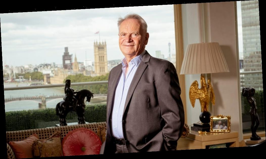 British Author Jeffrey Archer Sets IPG's Joel Gotler As First Hollywood Rep