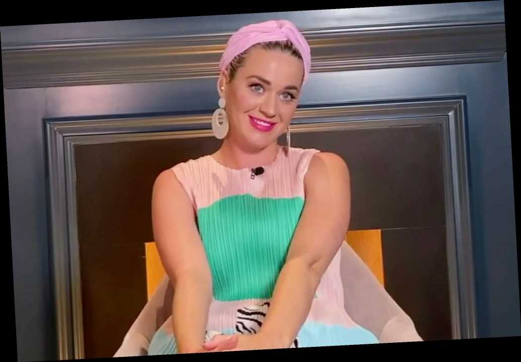 Pregnant Katy Perry admits she misses drinking