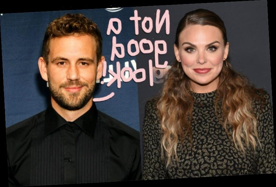 Nick Viall Weighs In On Hannah Brown N-Word Controversy And 'Terrible' Apology: 'Really Insi