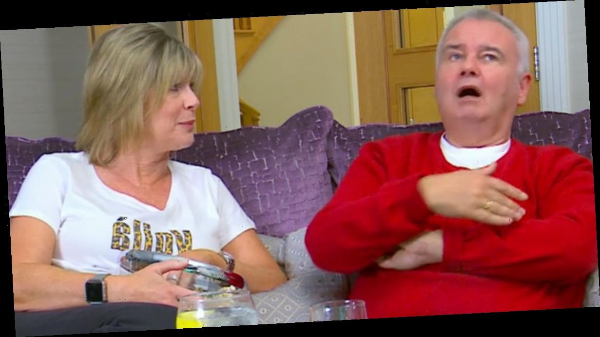 Ruth Langsford shocks husband Eamonn Holmes with X-rated confession — leaving viewers in hysterics