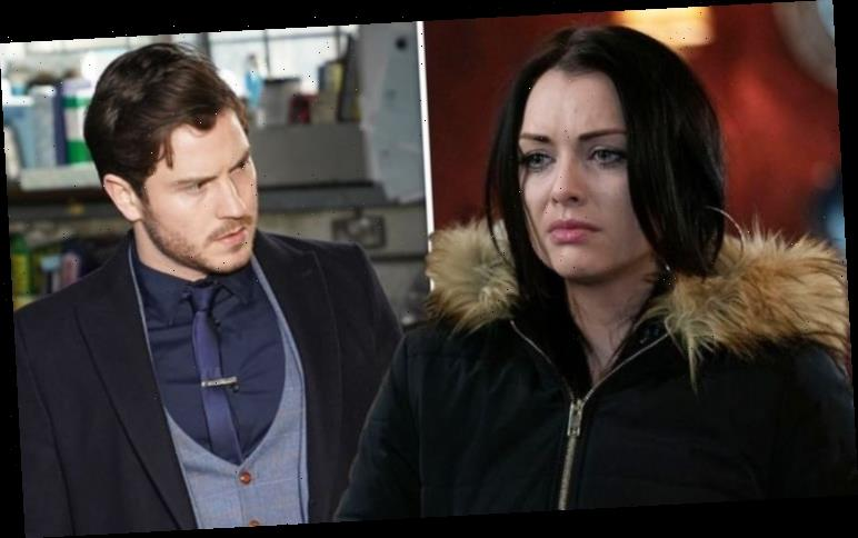 EastEnders spoilers: Gray Atkins and Whitney 'embark on affair' in sinister abuse twist