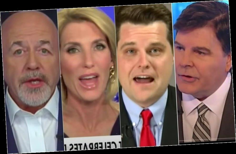 Fox News 'Law & Order' Hypocrisy Exposed In Blistering 'Daily Show' Supercut