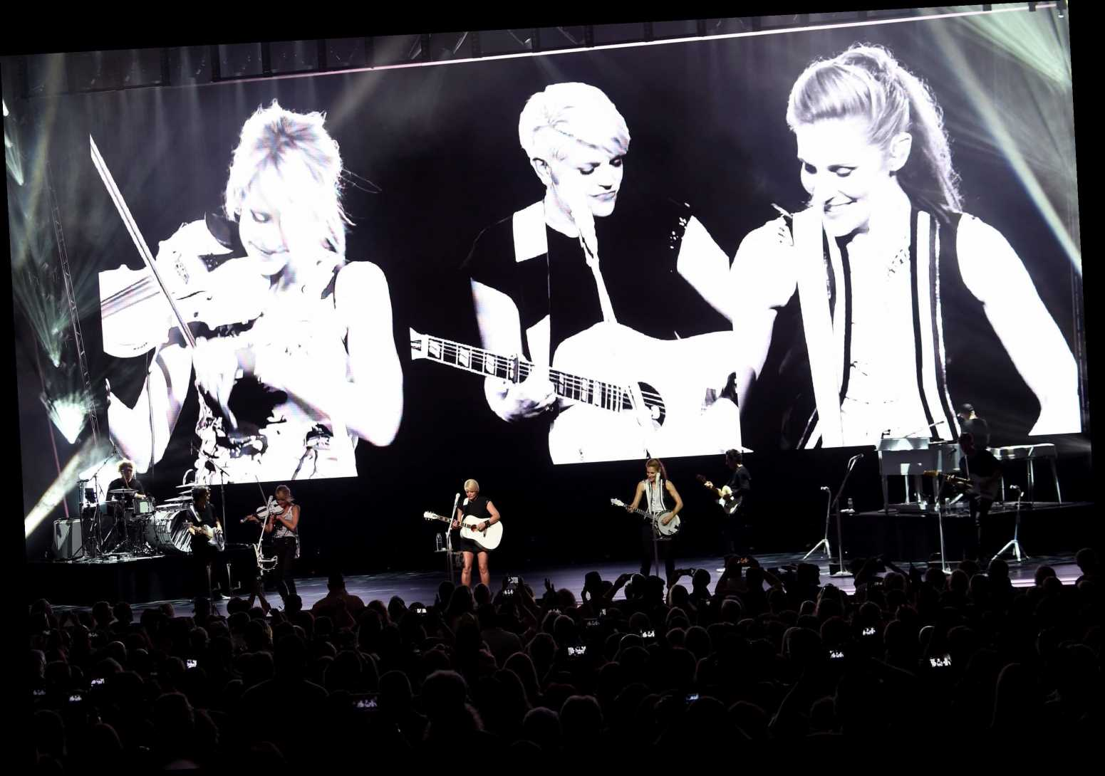Dixie Chicks Change Their Name To Simply 'The Chicks'
