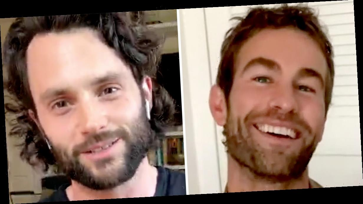 Chace Crawford and Penn Badgley's 'GG' Reunion Had It All: 7 Takeaways