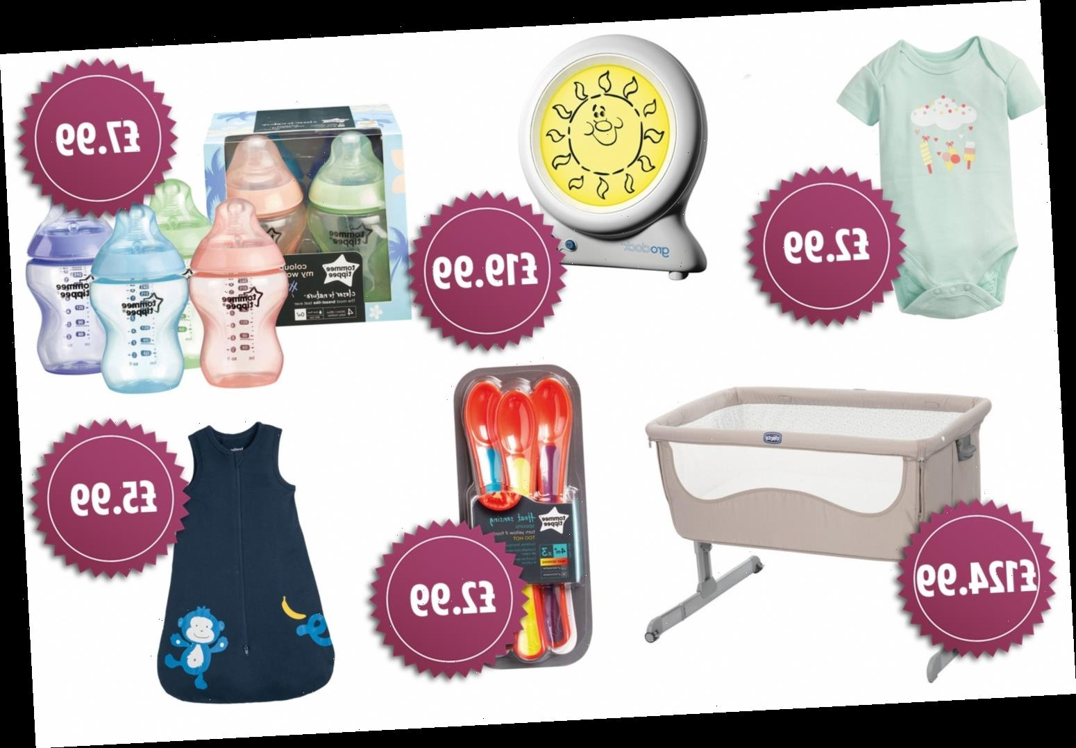 Lidl launches huge sale on baby essentials including Tommee Tippee