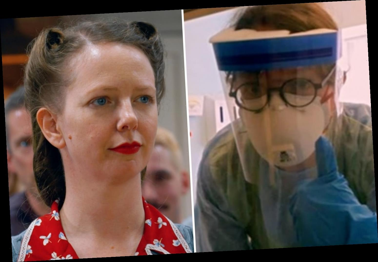 The Great British Sewing Bee fans in tears as NHS doctor Clare Bradley wins the show