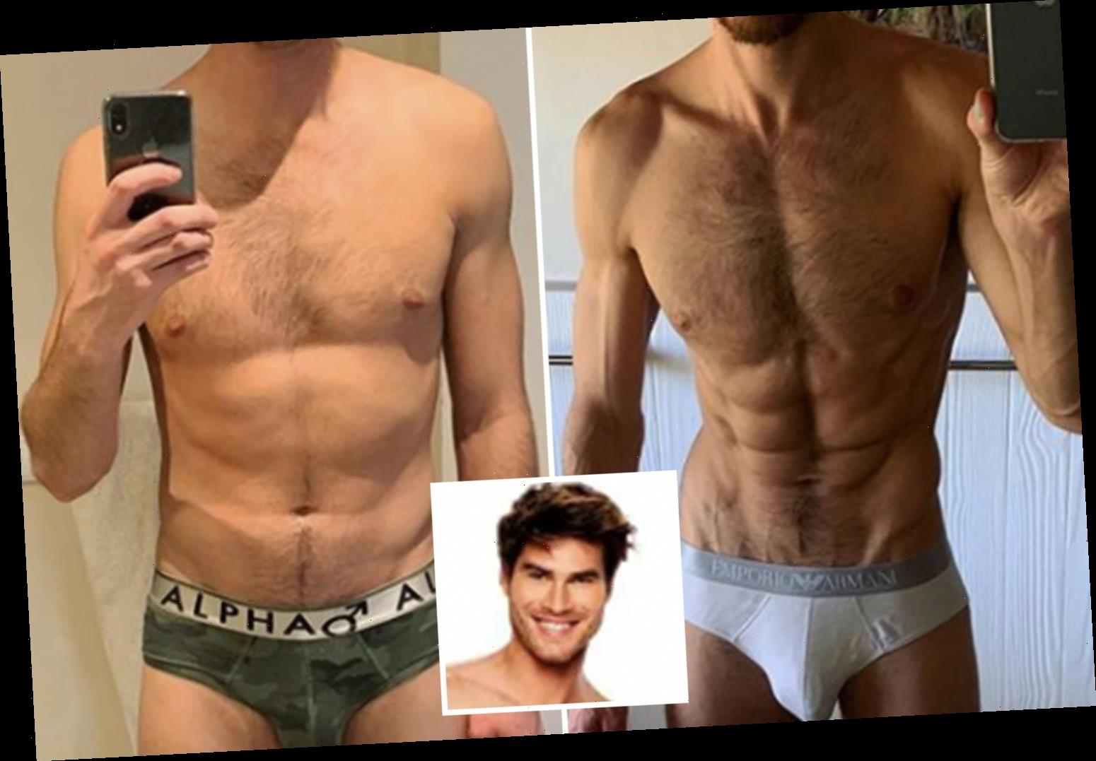 Love Island Australia's Justin Lacko reveals shocking weight loss after stint in jungle on I'm a Celeb… Down Under – The Sun