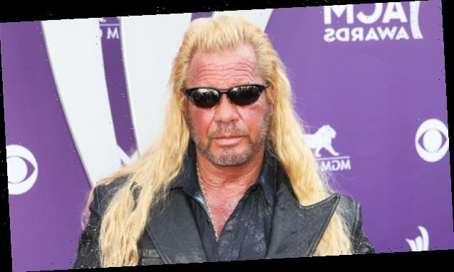 Dog The Bounty Hunter, 67, Goes Shirtless Under Overalls & Dances In Hilarious Father's Day Video