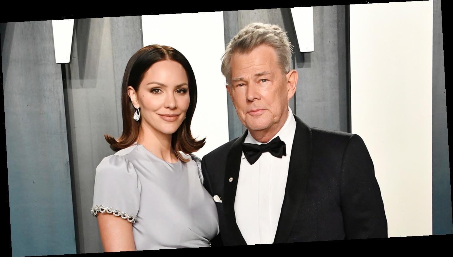 Katharine McPhee Reveals 'Real Reason' Why She Married David Foster!