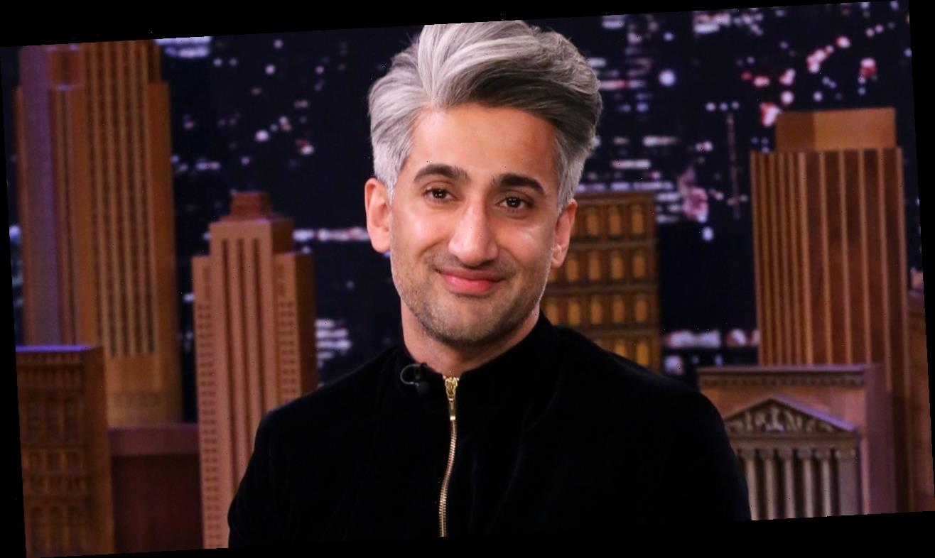 'Queer Eye' Star Tan France Is Now an American Citizen