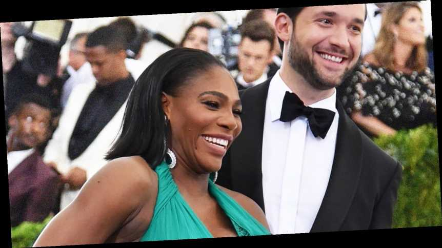 Serena Williams has a message for those who think she's responsible for Alexis Ohanian's resignation