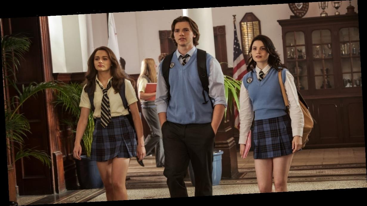 Why Elle and Lee From The Kissing Booth 2 May Need to Take a Look at Their Friendship