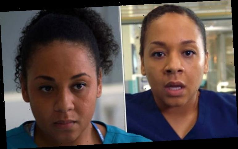 Holby City spoilers: Nicky McKendrick's world collapses as she suffers devastating loss