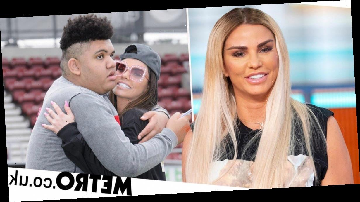 Katie Price launches new 'most personal documentary yet' with son Harvey