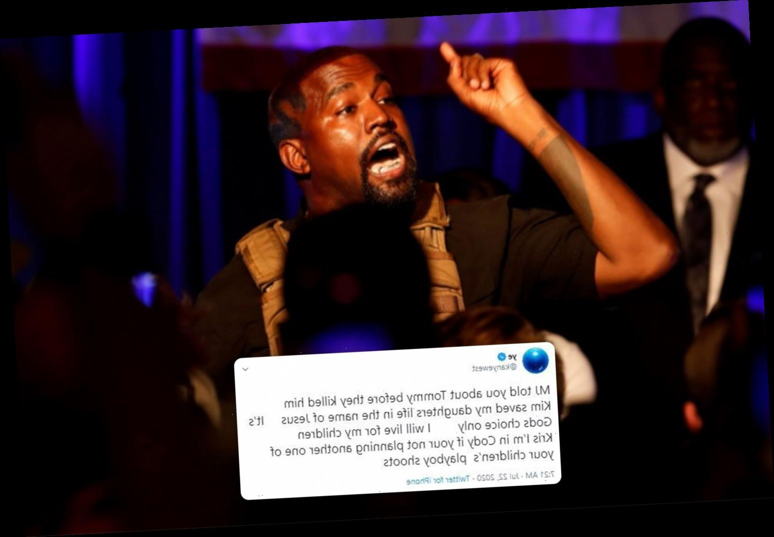 What did Kanye West say about Michael Jackson?