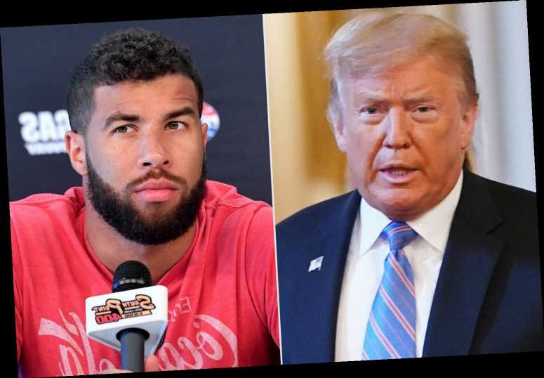 Bubba Wallace Responds to Trump's Demand He Apologize for Noose Incident: 'Love Over Hate'
