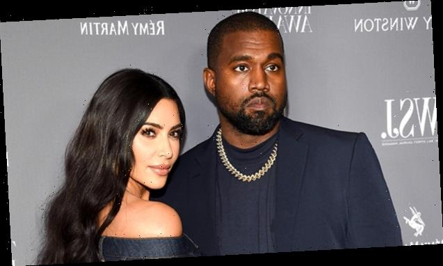 Kanye West Honors 'Wife' Kim For Freeing Prisoners & Shouts Out 'Kris Kardashian' On New Freestyle Rap