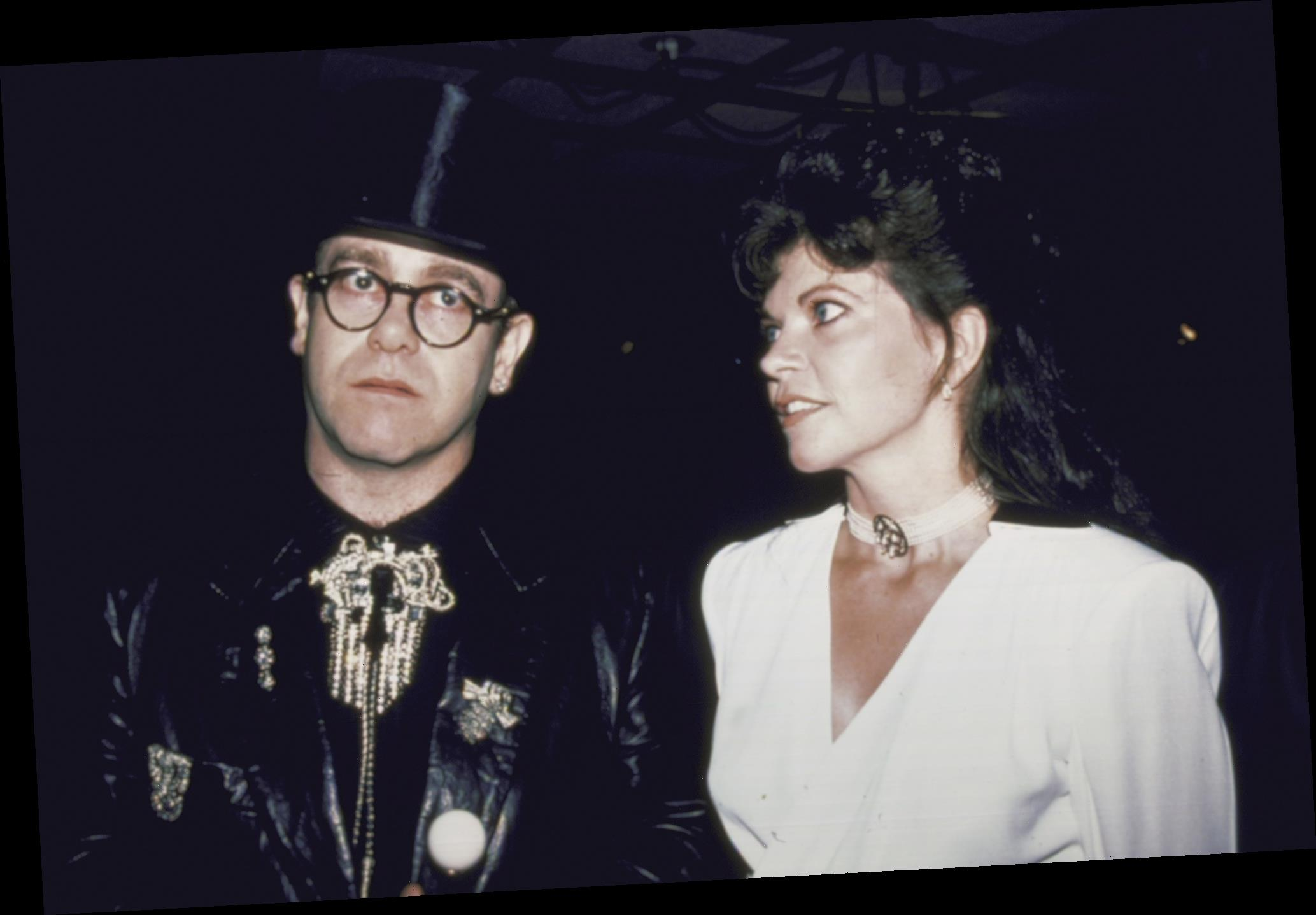 Elton John's ex-wife is suing him for dishing on their marriage