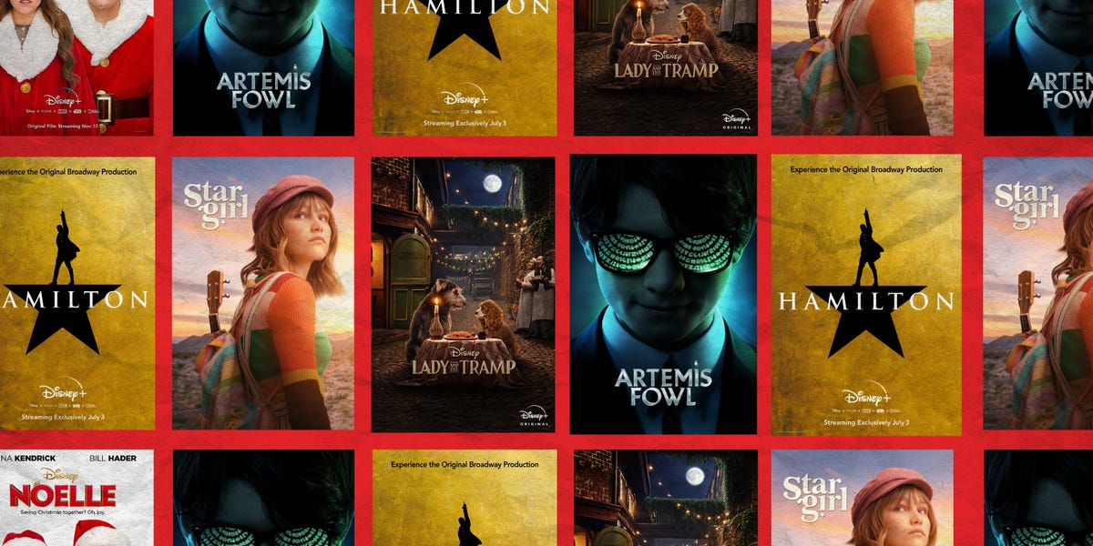 Every new movie you can watch on Disney Plus — from the Broadway musical 'Hamilton' to the fantasy film 'Artemis Fowl'