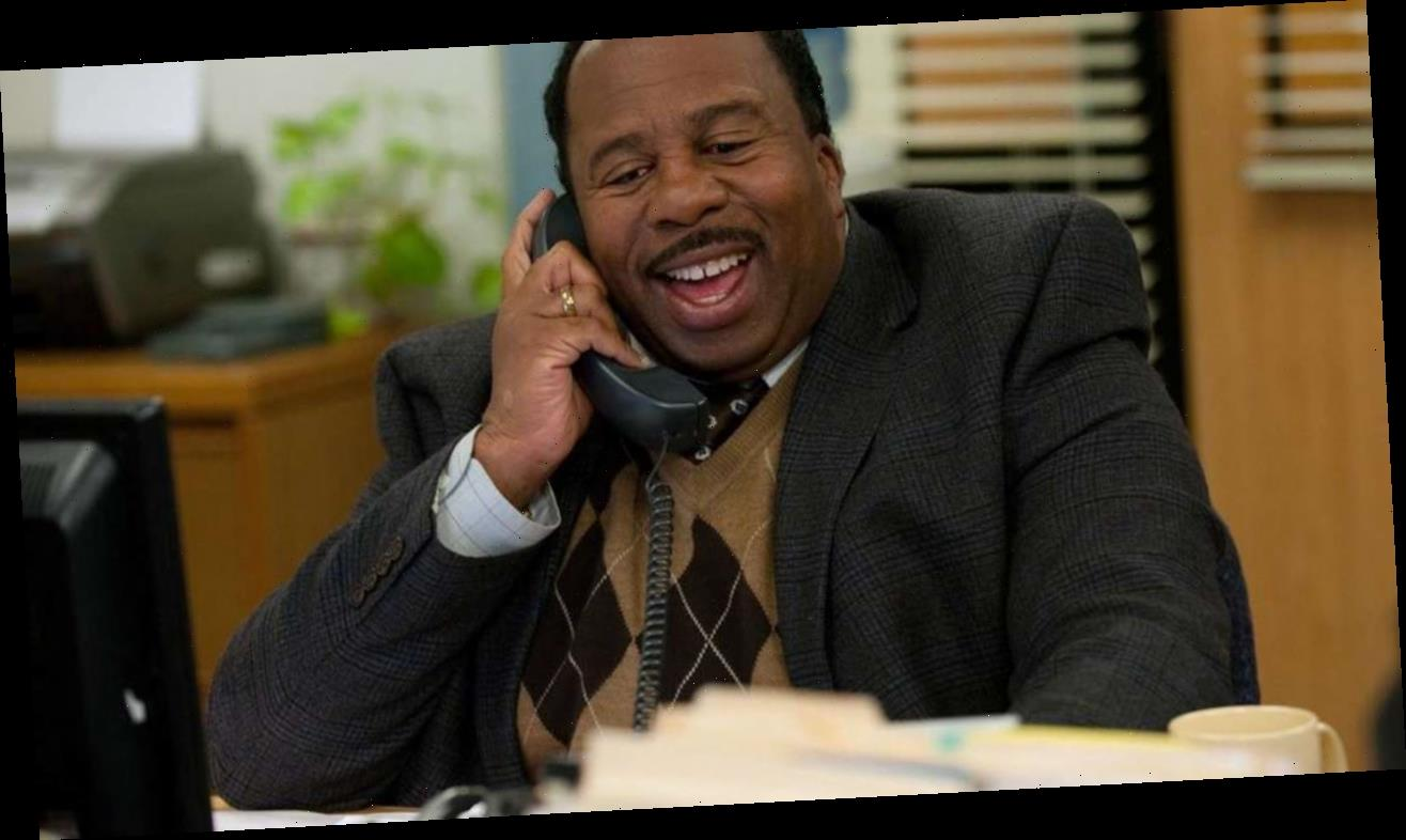 The Office's Leslie David Baker Talks Creating A Stanley Spin-Off