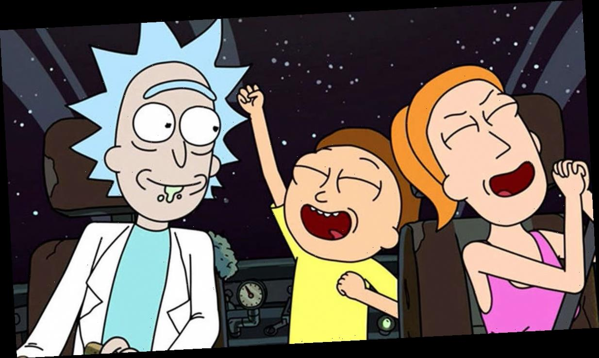 Rick And Morty Season 5 First Footage Revealed During Adult Swim Con Panel