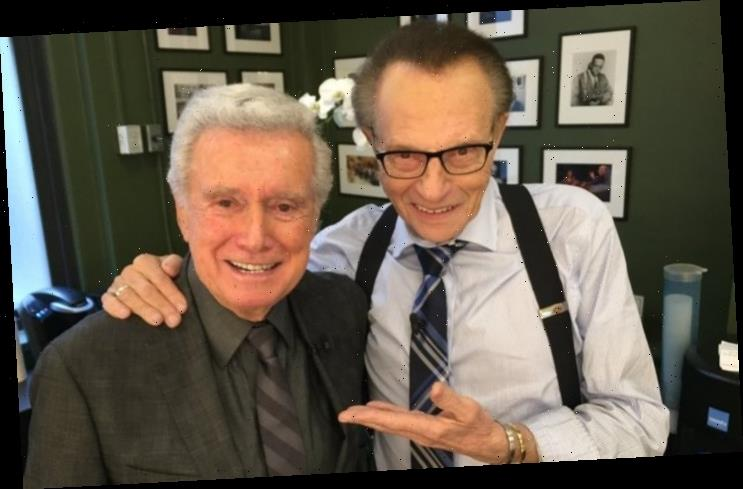 'The Odd Couple' TV Series Almost Starred Larry King and Regis Philbin