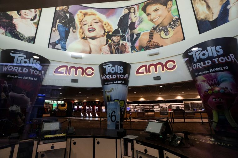 AMC Theatres, Universal reach deal to bring new movies to homes earlier