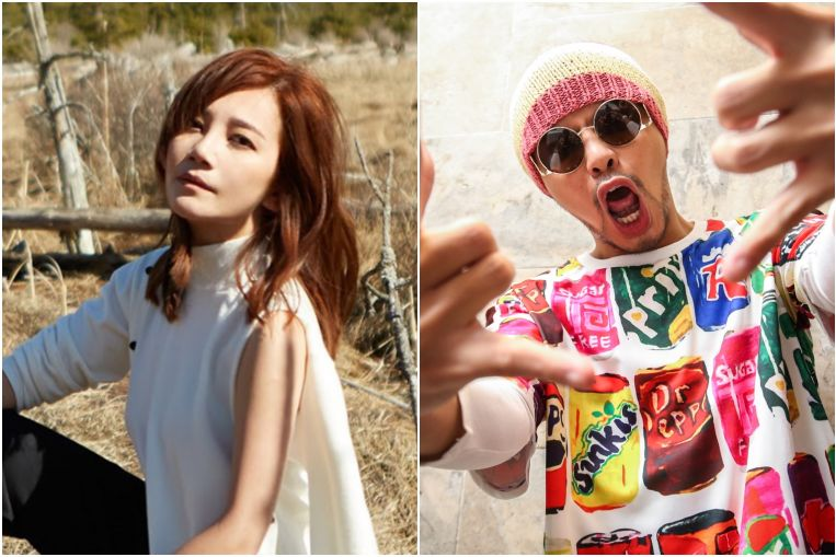 Malaysian singers Fish Leong and Namewee nominated in Taiwan's Golden Melody Awards