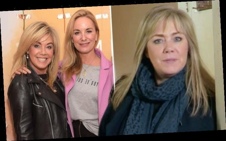 Lucy Alexander offers to takeover Tamzin Outhwaite's 'future TV roles' after 'no work'