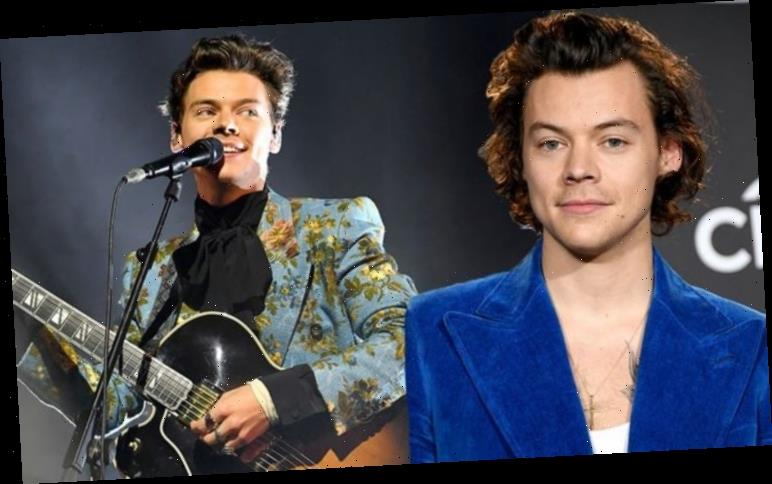 One Direction: Harry Styles details SECRET method of recording on tour