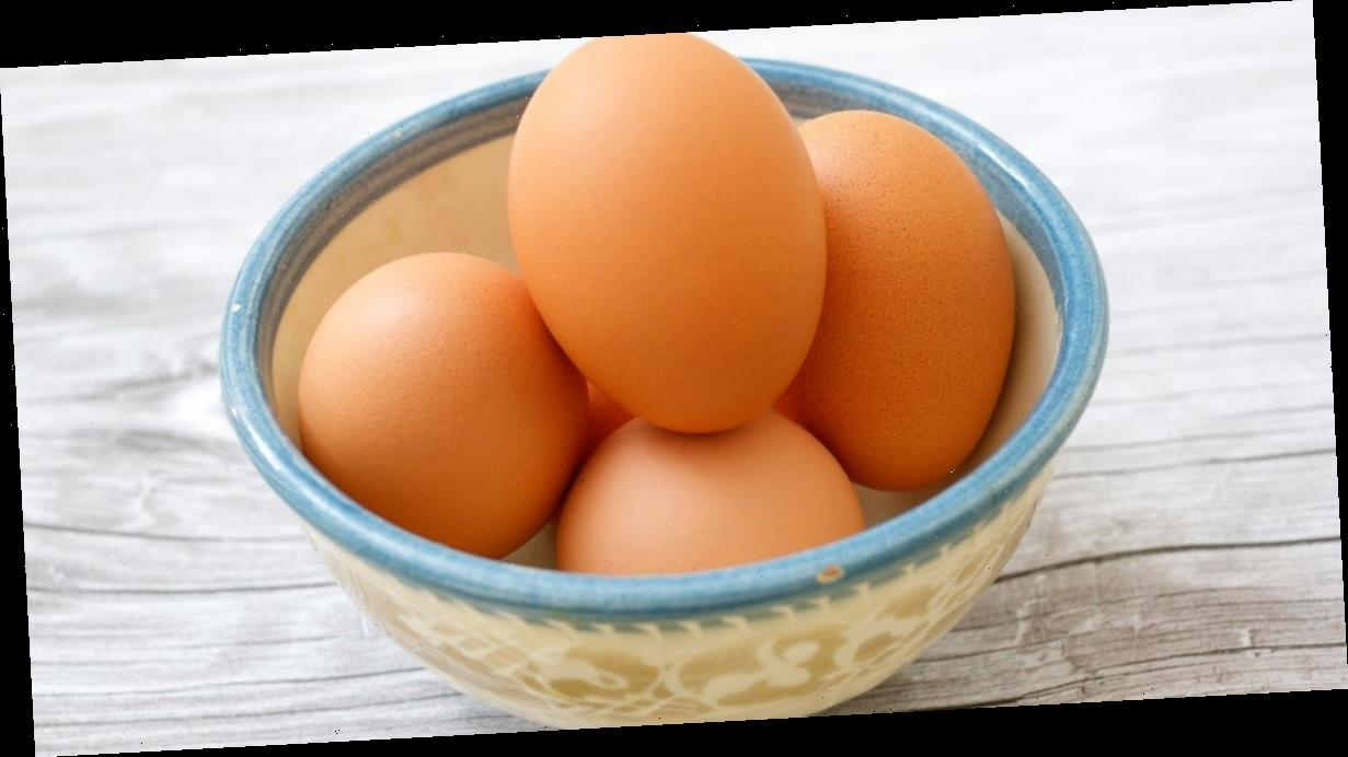 Why you should never store eggs in the fridge, according to food watchdog
