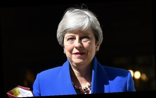 ANDREW PIERCE: Theresa May's muddle over women at the top table