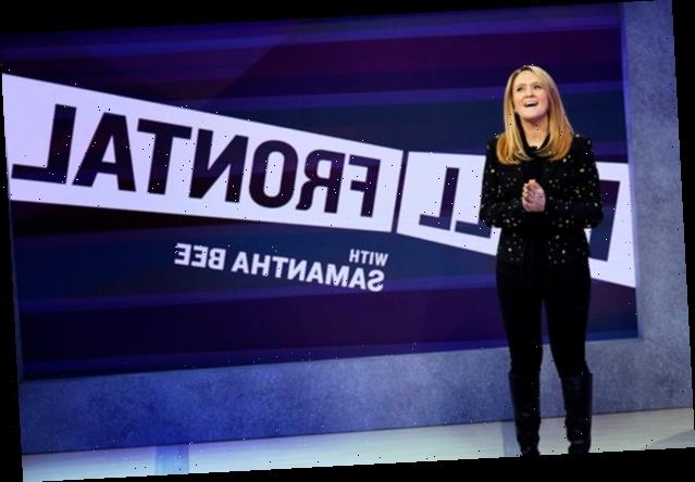 Samantha Bee on When 'Full Frontal' Might Leave the Woods and Return to the Studio
