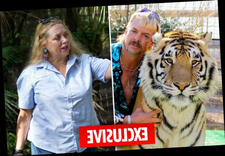 Netflix hit Tiger King will return for season two – but Carole Baskin wants £1m to take part