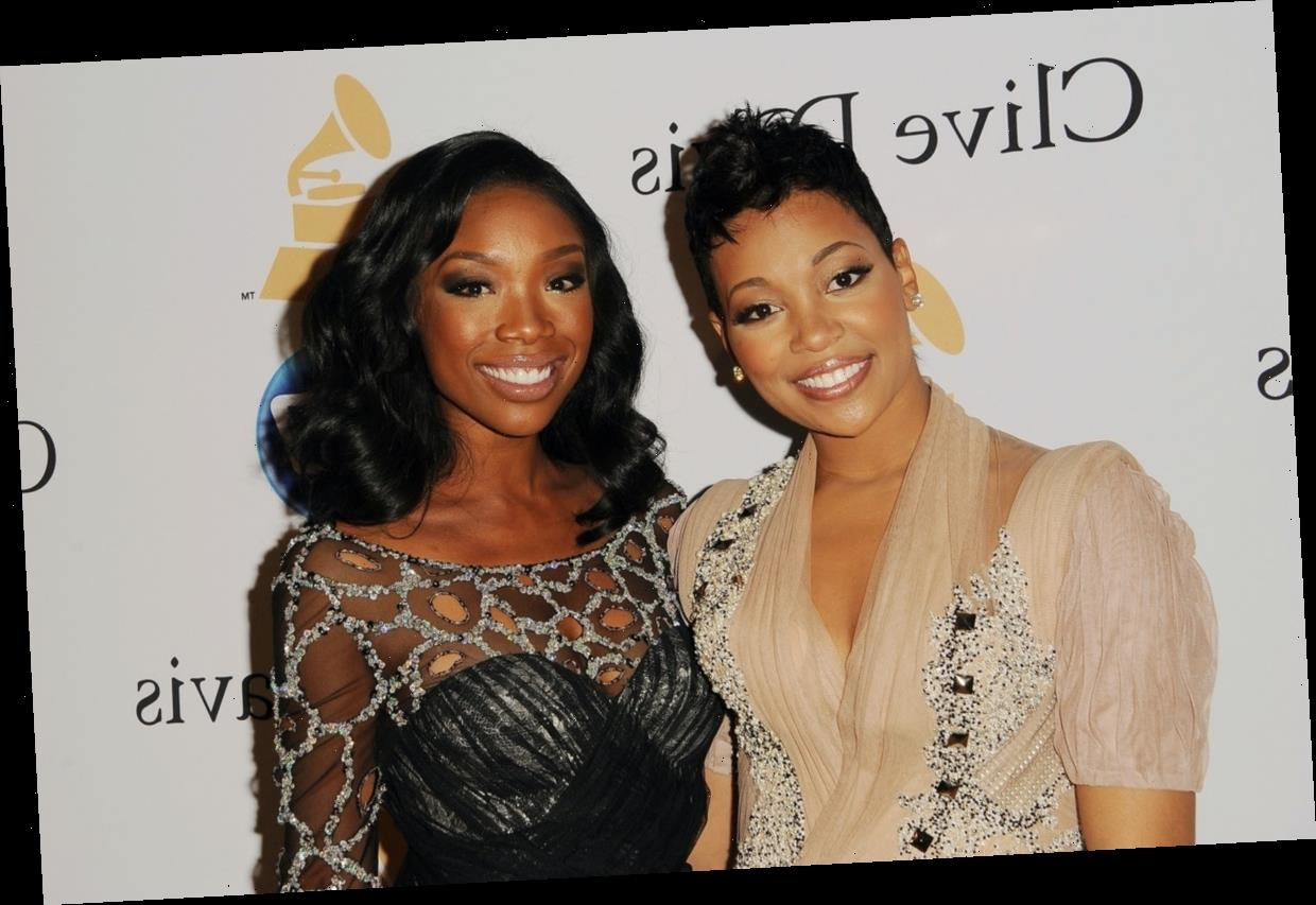 Brandy & Monica's Friendship Timeline Proves There Wasn't Always Drama