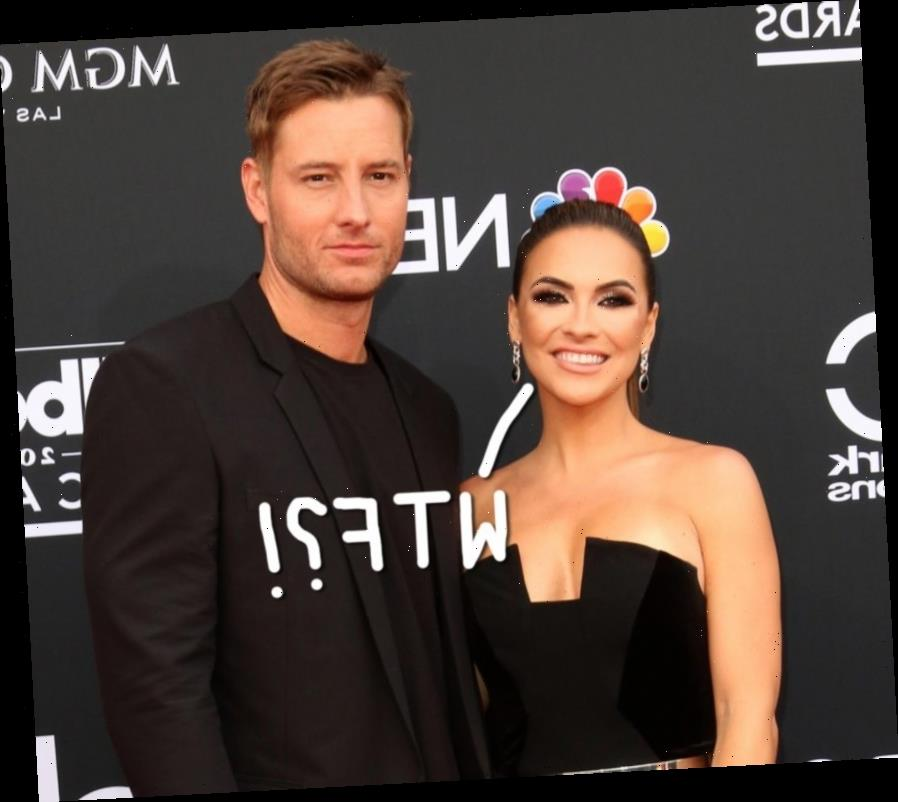 Chrishell Stause Says Estranged Husband Justin Hartley TEXTED Her About Their Divorce — But Only After F