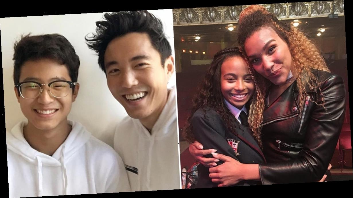 The Casting of the Younger Versions of The Umbrella Academy Is Practically Perfect