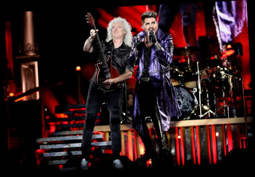 Queen + Adam Lambert to Release First Live Album this Fall: 'We Wanted to Give the Fans Something'
